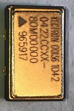 Clock Oscillators 80.0000MHZ Clock Oscil Cmos Lot(9)