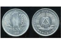 ALLEMAGNE  DDR  1 pfennig 1979