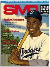 SMR Sports Market Report PSA/DNA Guide Magazine #280 JACKIE ROBINSON NOV 2017