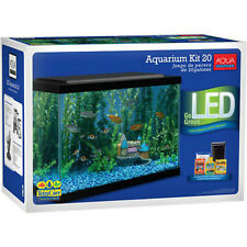 Aqua Culture Aquarium Starter Kit, 20 Gallon  NEW