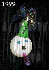Millennium / New Years eve - Antenna Ball - JACK in the Box / JBX (1999) *NIOP