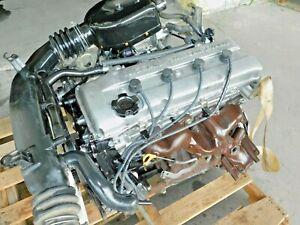 NISSAN XTERRA FRONTIER 2.4L ENGINE 1998-2004 JDM KA24DE 2.4L  ENGINE FREE SHIPIN