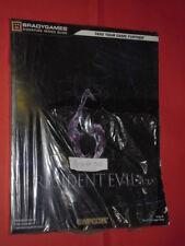 resident evil 6 -B -xbox 360-ps3-GUIDA STRATEGICA UFFICIALE ITALIANO-capcom
