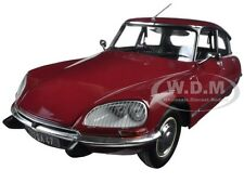 1973 CITROEN DS 23 ROUGE MASSENA RED 1/18 DIECAST CAR MODEL BY NOREV 181568