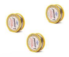 60/40 Tin/Lead Flux 2.0% 2mm rosin flux solder wire 3 Rolls (150 gms)