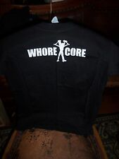 OFFICIAL ISRAEL WHORECORE GIRLY T-SHIRT GORE GRIND DEATH METAL