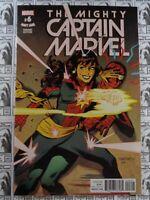 Mighty Captain Marvel (2016) Marvel - #6, Mary Jane Variant, Stohl, VF/NM