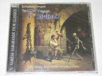 Herrmann, Debney/ The 7TH Voyage Of Sinbad (Varèse Sarabande VSD-5961) CD Album