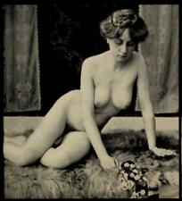 French stereo photo artistic nude 3 - melancholy model