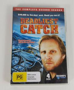 Deadliest Catch Complete Second Season DVD
