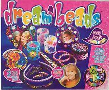 Lisa Frank Dream Beads Craft Kit Vintage Box Set Complete Hair Accessories Frame