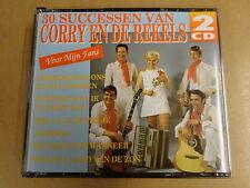2-CD BOX / 30 SUCCESSEN VAN CORRY EN DE REKELS