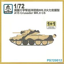 S-Model 1/72 Crusader Mk II CS (2 kits per box)