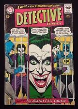 Joker Not Signed Silver Age Batman Comics