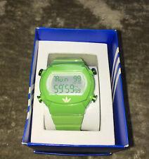 Originals Trefoil Unisex Green Digital Candy Watch