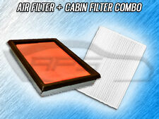 AIR FILTER CABIN FILTER COMBO FOR 2009 2010 2011 2012 2013 NISSAN ROGUE