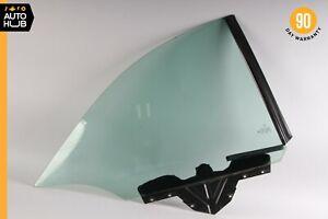 98-03 Mercedes W208 CLK320 CLK430 Rear Right Side Quarter Window Glass OEM
