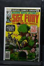 Sgt Fury and His Howling Commandos #141 Marvel 1977 Stan Lee Blazing Battle 9.0