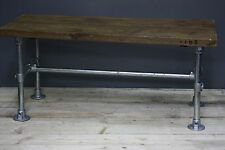 Industrial Reclaimed Scaffold Coffee Table