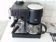 Krups cafepresso 171  Espresso- und Filter Kaffeemaschine mit Milchaufschäumer