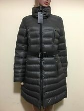 Women's NWT Dawn Levy Long Belted Down Coat $600