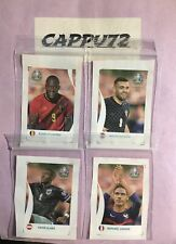 EURO 2020 TOURNAMENT EDITION FIGURINE COCA COLA MANCOLISTA da C1-C14 PANINI 2021