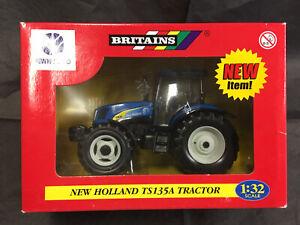 BRITAINS LTD FARM 42099 NEW HOLLAND TS135A TRACTOR