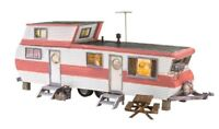 New Woodland Decker Trailer HO Scale Double BR5061