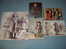 Regina Sandreuter Faltblatt und 4 Postkarten