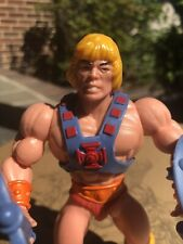 MOTU Power Con HE-MAN Lords Of Power Masters Of The Universe LOP In Hand