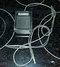 New ListingCasio Sustain Foot Pedal Switch Keyboard Piano Organ 1/4""