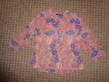 MARKS&SPENCER-LADIES TOP BLOUSE SHIRT SIZE 12 CHRISTMAS FESTIVE PARTY FORMAL