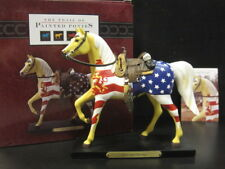 Trail of Painted Ponies STARS AND STIRRUPS, 1E/2693, MIB,patriotic Retired,Low #