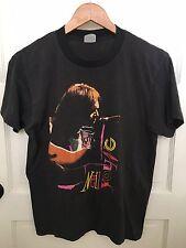 Vintage 1986 Neil Young and Crazy Horse Concert Tour T-Shirt