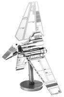 Fascinations Metal Earth Star Wars Imperial Shut3D laser cut 2 sheets Model Kit