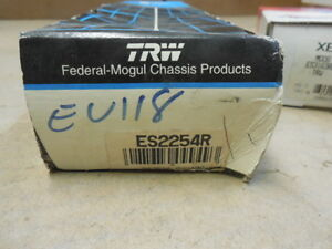 81-90 Fits Escort/82-85 EXP TRW Front Inner Tie Rod End #EV118 #3 H184