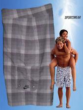 "NEW NIKE Sportswear NSW Active Beach Water Sports Board Shorts Trunks Grey 32"""