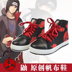 Naruto0 Danganronpa Sword Art Online Canvas Shoes Men Women Sneakers  Cosplay