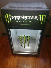 IDW Monster Energy G5 Series Mini Table Top fridge  Refrigerator