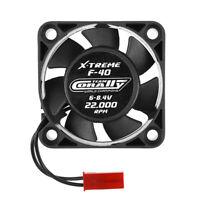 Corally C-53103 ESC Ultra High Speed Cooling Fan 40mm - 6v-8,4V - BEC connector