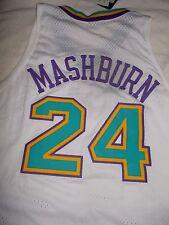 JAMAL MASHBURN VINTAGE NEW ORLEANS HORNETS AUTHENTIC NBA NIKE JERSEY SIZE 3XL