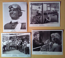 Photo Lot~ ACE ELI AND RODGER OF THE SKIES ~1973 ~Cliff Robertson ~Eric Shea