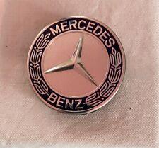 4 x Tappi Coprimozzo originali Mercedes Benz
