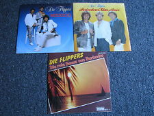 Die Flippers-3 x 7 PS-Germany-80er Jahre-Bellaphon-Schlager-45 U/min