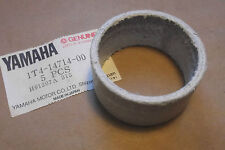 YAMAHA XS2 1977   XS750 1977>1979   GENUINE  NOS EXHAUST GASKET - # 1T4-14714-00