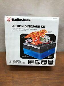 RADIO SHACK ACTION DINOSAUR KIT - 2800053