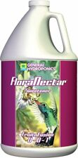 General Hydroponics Flora Nectar Fruit and Fusion for Gardening, 1-Gallon