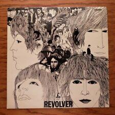 The Beatles - Revolver - PCS 7009 - Stereo - UK Yellow & Black Parlophone labels