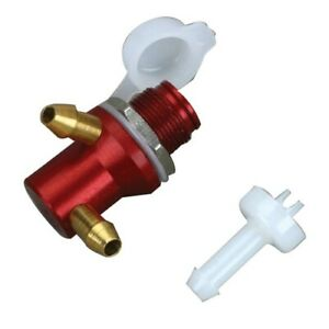 NEW Dubro Fuel Valve Gas Red Large-Scale for Airplane Engines 611