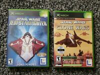 Star Wars: Jedi Starfighter, The Clone Wars & Tetris Worlds Online Edition Combo